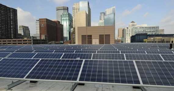 Solar in the Cities