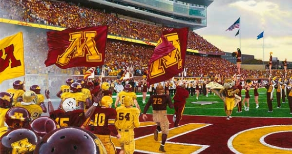 University of Minnesota Golden Gopher Fund